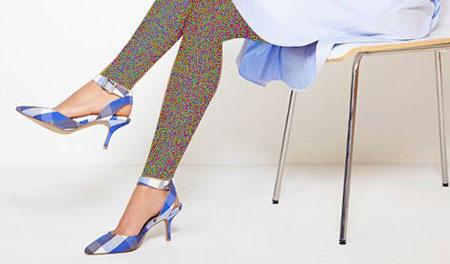 کفش زنانه مناسب محل کار, مدل های کفش پاشنه دار