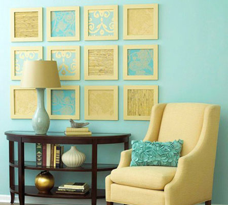 تکنیک های انتخاب رنگ,رنگ آمیزی منزل,دکوراسیون و رنگ آمیزی خانه