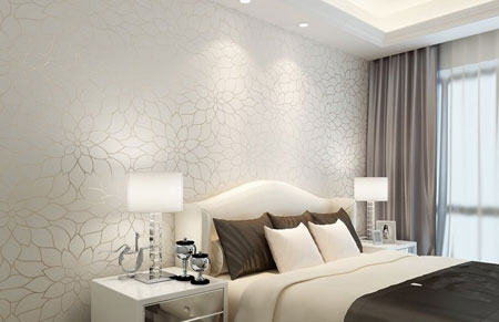 انواع طرح های کاغذ دیواری،مدل کاغذ دیواری