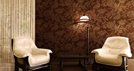 شیک ترین کاغذ دیواری پذیرایی،طرح های کاغذ دیواری پذیرایی