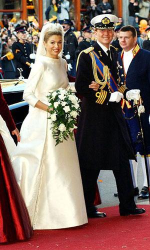 لباس عروسی پرنسس ها,تصاویر لباس عروسی پرنسس های جهان