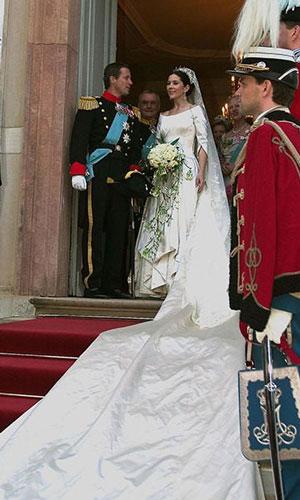 لباس عروس های پرنسس, لباس عروسی پرنسس های جهان