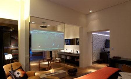 خانه مدرن نیمار در بارسلونا, ویلا زیبا و مدرن نیمار در بارسلونا