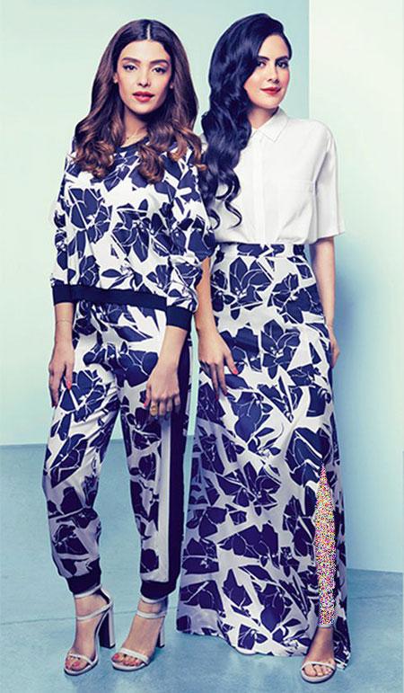 لباس زنانه رمضان 2015,لباس برندDKNY برای ماه رمضان
