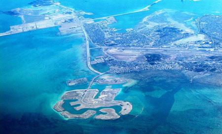 اخبار ,  اخبار گوناگون, جزایر مصنوعی