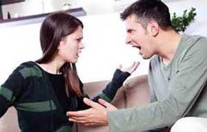 نتیجه ازدواج با افراد لجباز ویک دنده