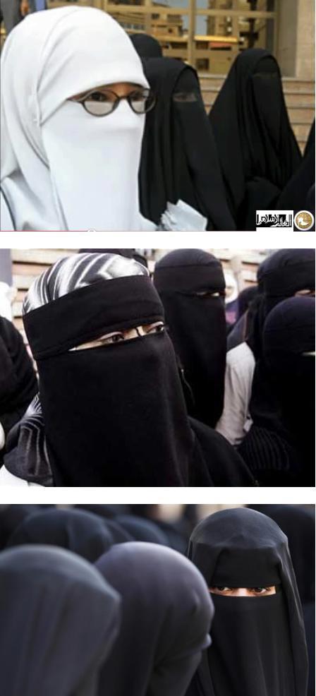 ترفند داعش برای جدا کردن دختران و زنان متاهل