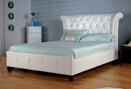 مدل تخت خواب و سرویس خواب های چرم