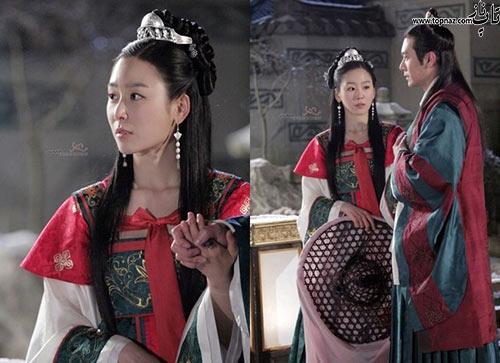 سریال دختر امپراطور