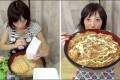 کار عجیب و باورنکردنی دختر لاغر ژاپنی! +عکس
