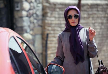 عکس هاي پشت صحنه و خلاصه داستان سریال تنهایی لیلا
