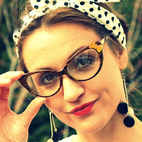 مدل عینک زنانه 2016