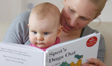 اثرات مثبت قصه خواندن برای کودکان