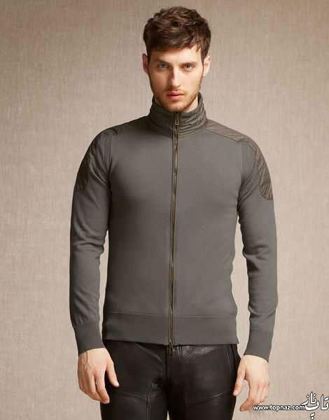 مدل لباس مردانه Belstaff سبک دیوید بکهام