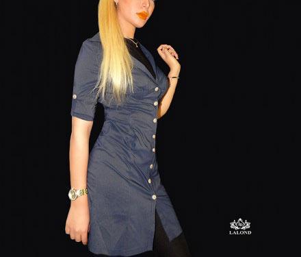 مدل مانتو ایرانی تابستانه لالوند Lalond