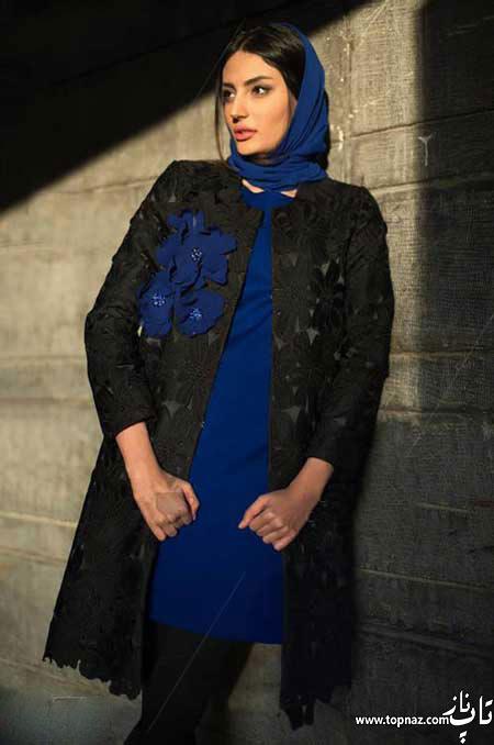 مدل مانتو ایرانی آنا ثانی Anna Sani