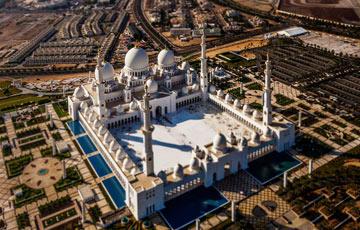 عکس های مسجد شیخ زاید زیباترین مسجد جهان