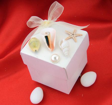 مدل تزیین جعبه هدیه عروس و داماد