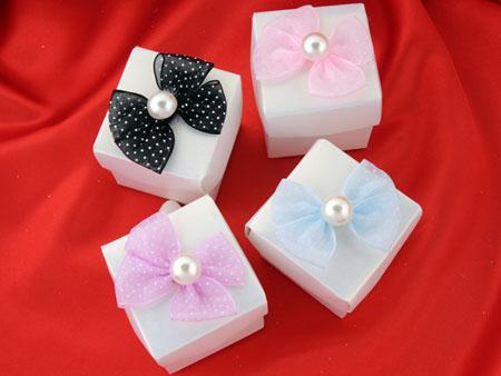هدیه (6)مدل تزیین جعبه هدیه عروس و داماد