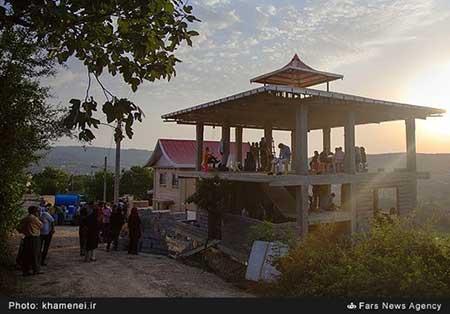 عکس های پشت صحنه سریال پایتخت 4
