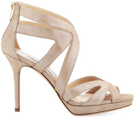 مدل کفش عروس تابستان 94