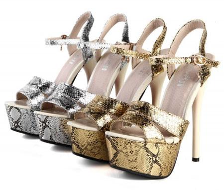 مدل کفش مجلسی تابستان