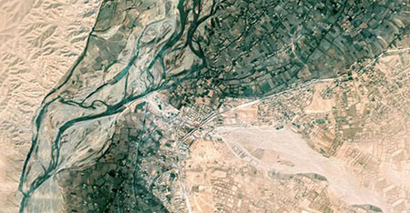 گوگل ارث Google Earth