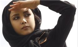بازای ساناز نوروززاده همسر پیمان ابدی در سریال تنهایی لیلا