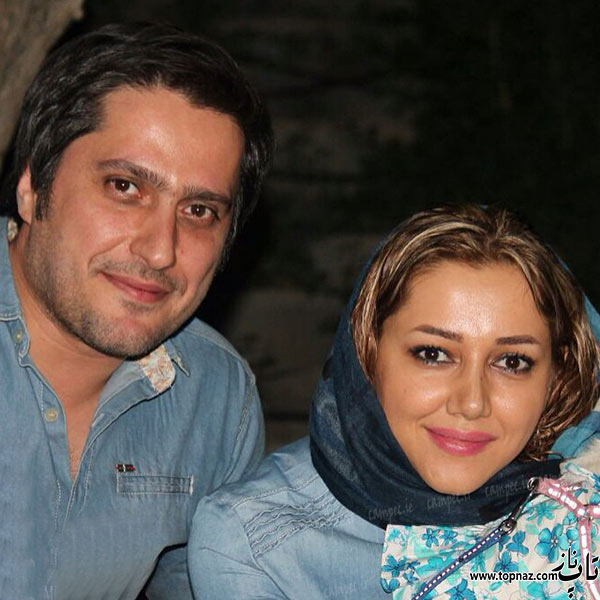 عکس ناهید سیف الله پور و همسرش