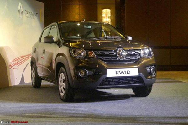 رنو کوئد Renault Kwid