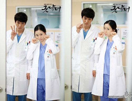 عکس های جدید از قسمت های جدید سریال کره ای آقای دکتر