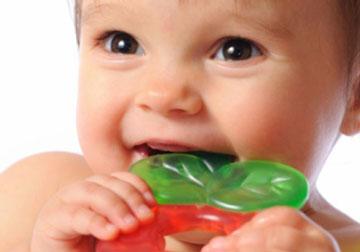 دندان درآوردن نوزادان,دندان درآوردن