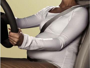 رانندگی در بارداری,مضرات رانندگی در بارداری