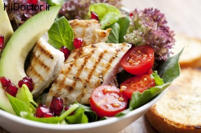 روزی 6 بار غذا بخورید و لاغر شوید!