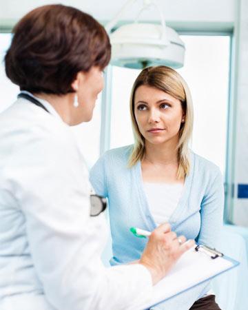 معاینات زنانه,تشخیص بیماریهای زنان, تست پاپ اسمیر