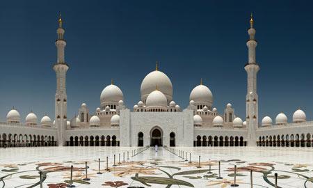 تصاویر مسجد شیخ زاید, مسجد شیخ زاید در امارات, مسجد شیخ زاید در ابوظبی