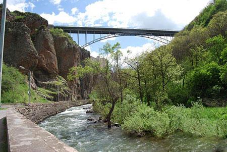 نکاتی برای سفر به ارمنستان,مکانهای تفریحی ارمنستان