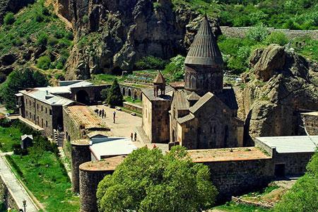 مکانهای تفریحی ارمنستان,تور گردشگری