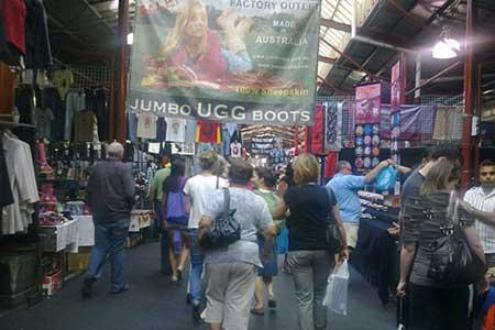 معرفی بازارهای خیابانی دنیا