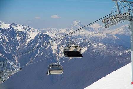 بهترین پیست های اسکی,بهترین کشور های برای اسکی