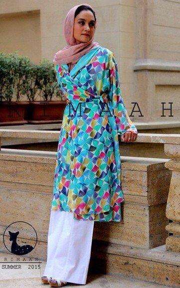 میترا حجار وارد حرفه مدلینگ شد