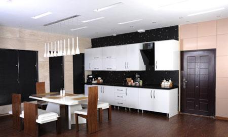 طراحی آشپزخانه ایده آل,چیدمان دکوراسیون آشپزخانه