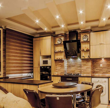 دکوراسیون داخلی آشپزخانه,نکاتی برای دکوراسیون آشپزخانه