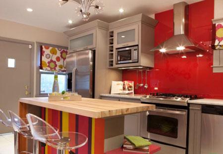 طراحی آشپزخانه ایده آل,دکوراسیون آشپزخانه ایده آل