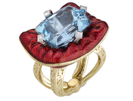مدل جواهرات هفت گناه کبیره, کلکسیون جواهرات گناهان کبیره