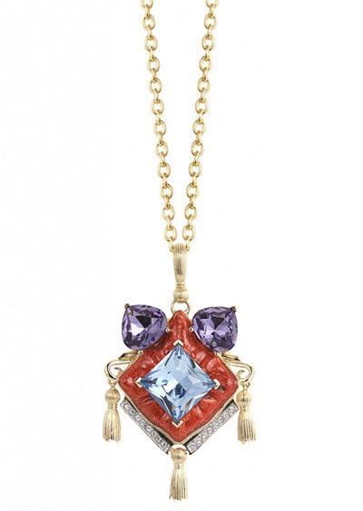 جواهرات هفت گناه کبیره, مدل جواهرات گناه کاهلی و تنبلی