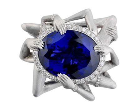 مدل طلا و جواهرات 94, کلکسیون جواهرات هفت گناه
