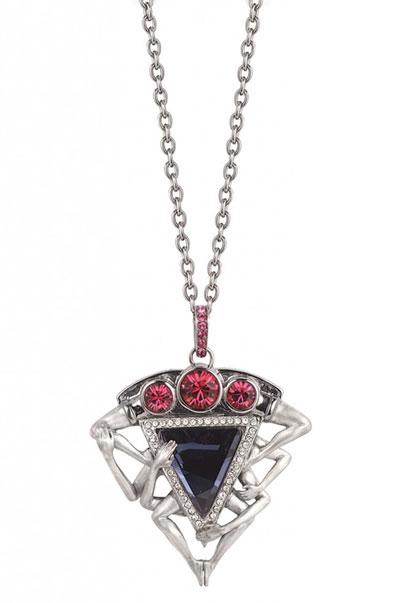 طراحی جواهرات گناهان کبیره, جواهرات هفت گناه کبیره