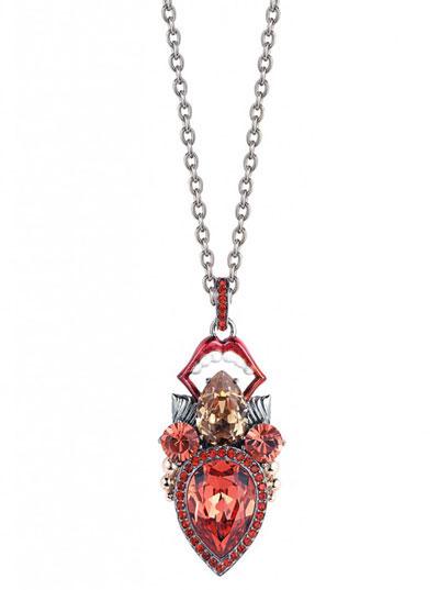 مدل جواهرات گناه شکم پرستی, مدل جواهرات هفت گناه کبیره