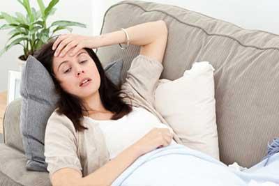 دلیل غمگین بودن زنان حامله چیست؟